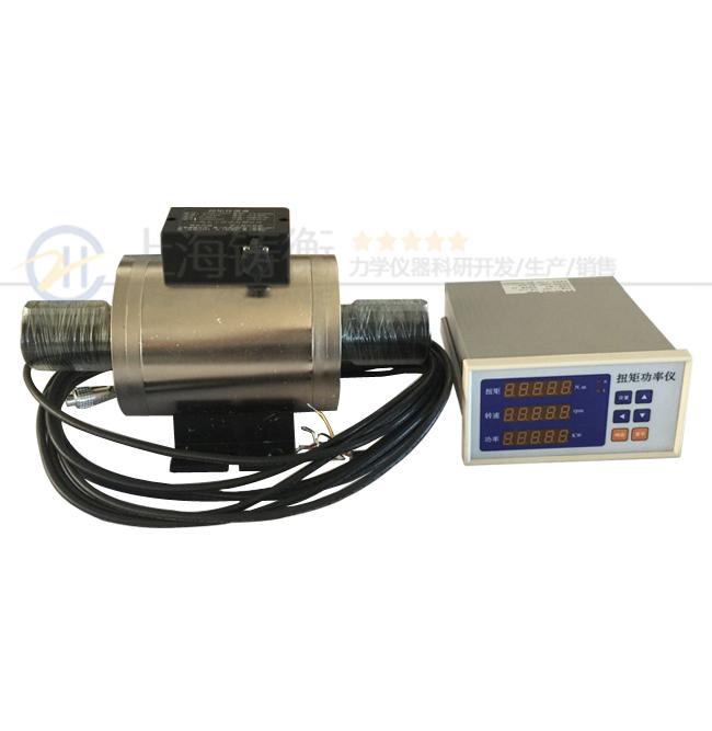 检测动力机械输出用的动态扭力测