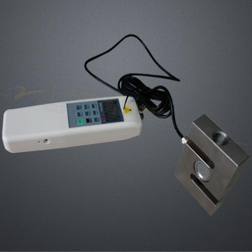 防漏电的S型数显拉压力计60kn