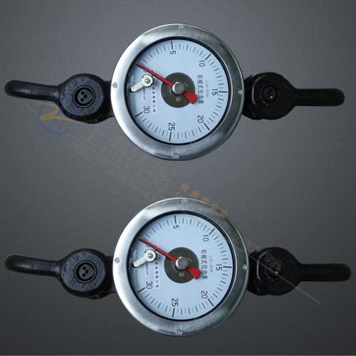 8吨机械式拉力表牵引力测量专用