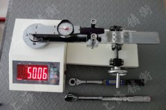 高精度扭矩扳手检测仪500N.m