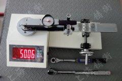 制造业用的扭矩扳手校准仪