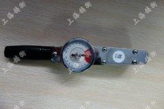 扣件式钢管脚手架扭力检测扳手-指针式扭力扳手检测扣件式钢管脚