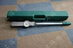 扣件扭矩力扳手\检测脚手架扣件用的表盘式扭矩力扳手报价