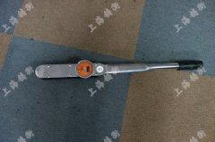 检测电厂螺栓专用的650N.m表盘(指针)式扭矩扳手