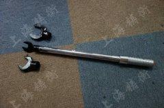 280N.m可调式扭矩扳手可换(开口、活动开口、勾型、管钳)头