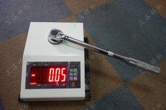 30N.m便携式扭矩扳手检测仪带打印