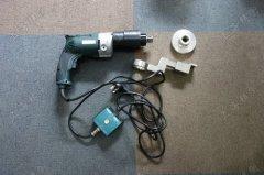 50-1000N.m电动扭矩力扳手厂房搭建专用