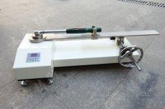 预置式扭力扳手检定仪750牛米