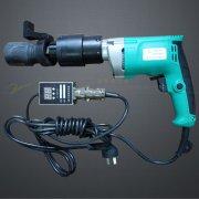 1700n.m电动定扭力扳手厂房安装用