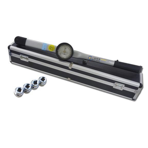 2-750N.m指针式扭力扳手塑胶厂专