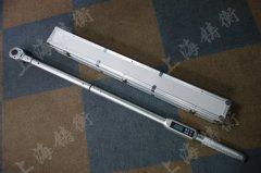 木质音箱螺丝检测用的数显扭力扳手20-100N.m